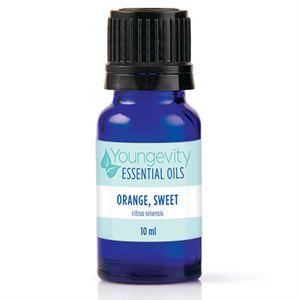 Sweet Orange Oil - 10 ml bottle