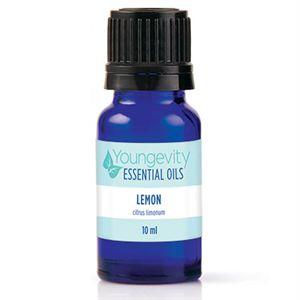 Lemon Oil - 10 ml bottle
