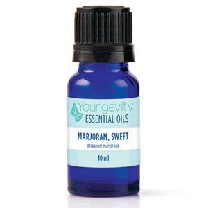 Marjoram, Sweet Essential Oil - 10ml