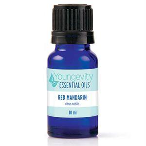 Red Mandarin Essential Oil - 10ml