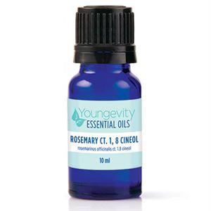 Rosemary Ct. 1, 8 Cineol Essential Oil - 10ml