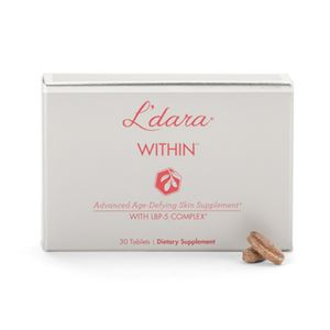 L'dara® - Within™ Advanced Age-Defying Skin Supplement - 30 tablets