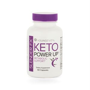 Slender FX™ Keto Power Up™ (60 capsules)