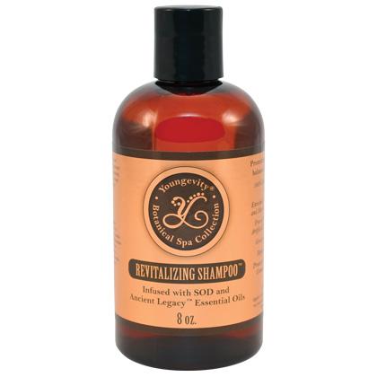 Botanical Spa - Revitalizing Shampoo