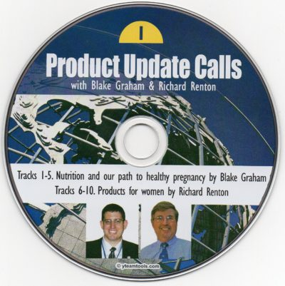 CD - Product Update - by Blake Graham