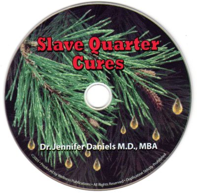 CD - Slave Quarter Cures - by Dr Joel Wallach