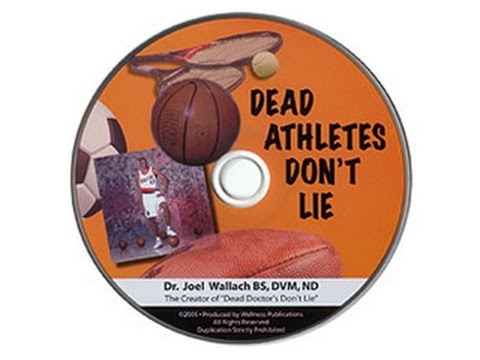 CD - Dead Athletes Don't Lie - by Dr Joel Wallach