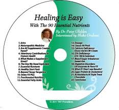 CD - Healing Is Easy - What to take and why - By Dr. Peter Glidden