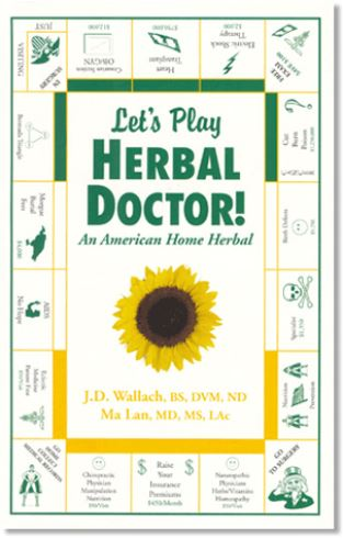 Book - Lets Play Herbal Doctor - By Dr Joel Wallach