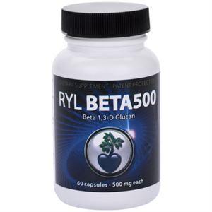 RYL Beta500 (Beta 1, 3-D Glucan)